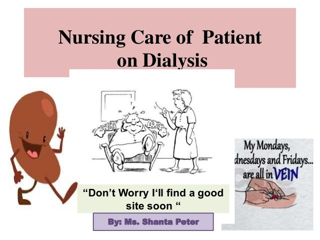 a nurse is caring for a client who is receiving peritoneal dialysis. the nurse should monitor-0