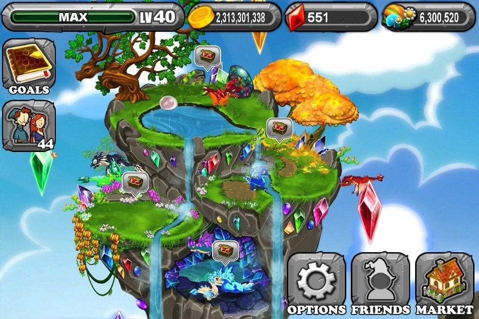 how to breed a gemstone dragon in dragonvale-3