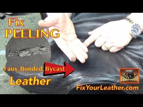 how to fix peeling faux leather jacket-3