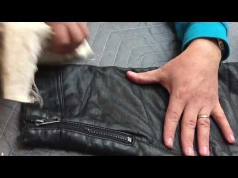 how to fix peeling faux leather jacket-4