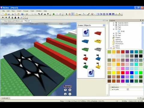 how to make an obby in roblox-1
