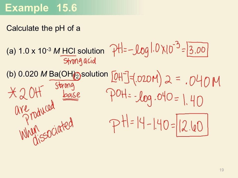 what is the ph of a 0.020 m ba(oh)2 solution?-3