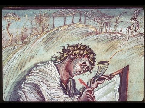what unique style used in the ebbo gospels is associated with reims?-1