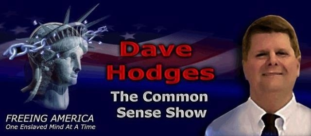 who is dave hodges of the common sense show-1
