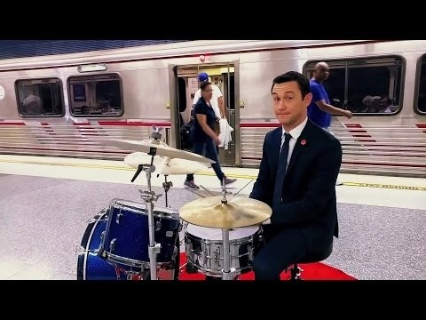 who is the drummer in the lg commercial-2