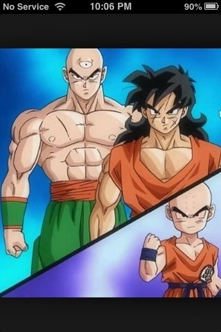 who is the strongest human in dragon ball-4