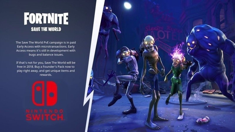 epic games save the world-3