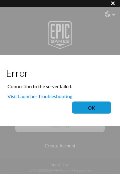 epic games sign in failed-3
