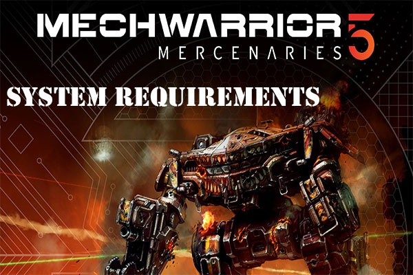 mechwarrior 5 system requirements-4