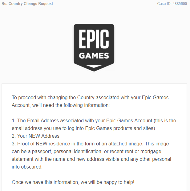 epic games personal info-4