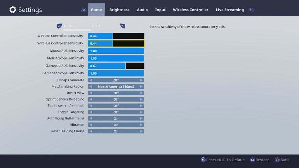 Ultimate Keyboard And Mouse Settings