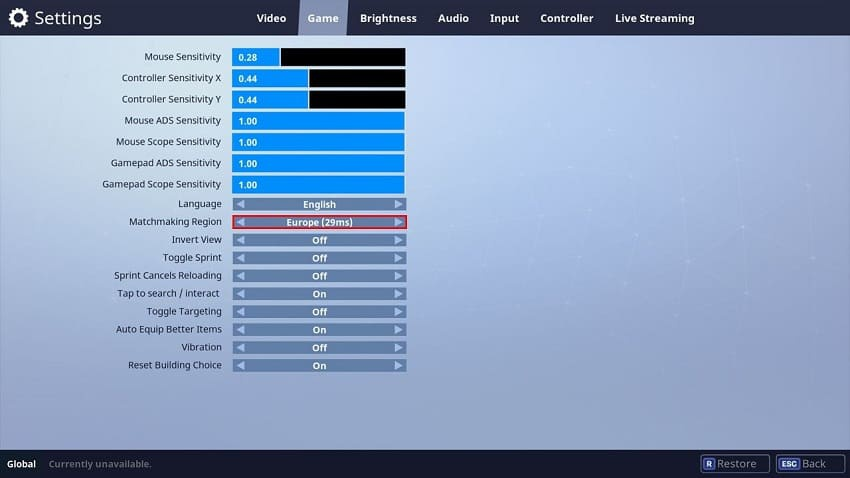 How Do You Get 0 Ping In Fortnite What Is Ping In Fortnite Savegooglewave