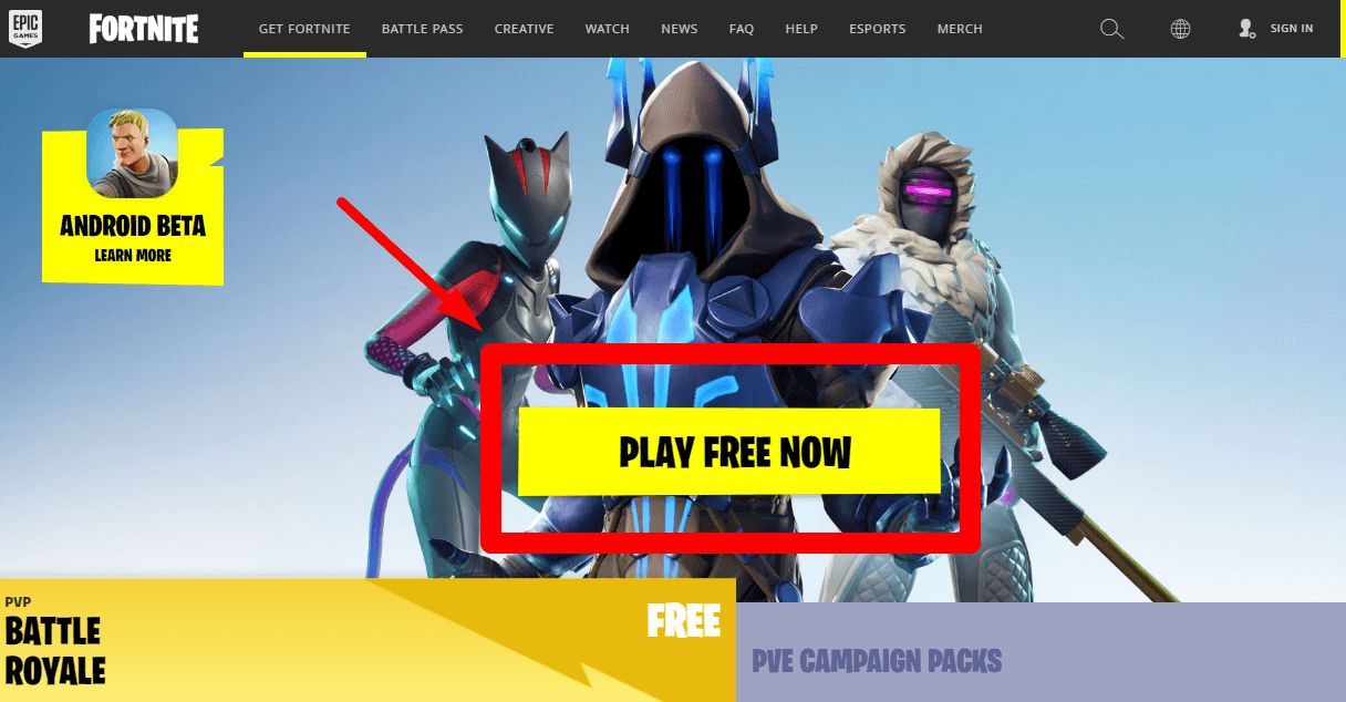 how to get fortnite on pc-3